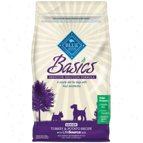 Blue Buffalo Basics Senior Dry Dog Food