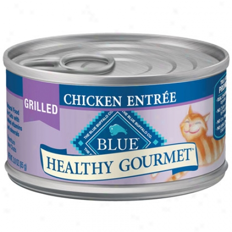 Blue Buffalo Cat Food Grilled