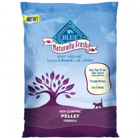 Blue Buffalo Naturally Just received Pellet Cat Litter