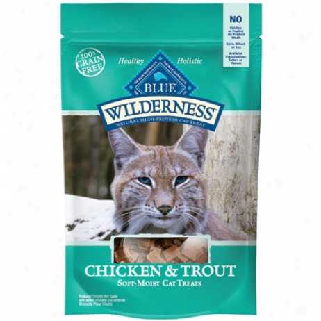 Blue Buffalo Wild Cat Treats