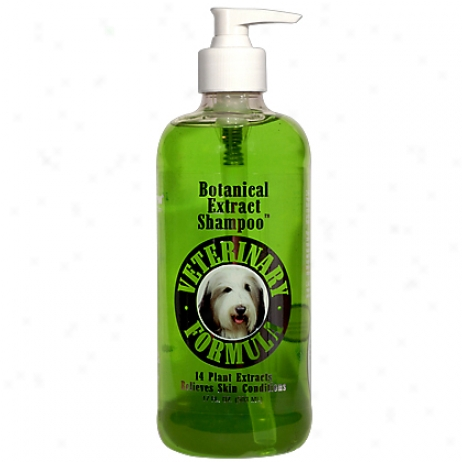 Botanical Extracg Shampoo 17oz Bottle