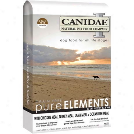 Canidaae Als Grain Free Dry Dog