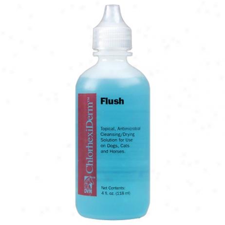 Chlorhexiderm Redness 4oz Bottle