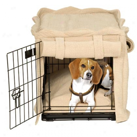 Crate Cover W/pillow