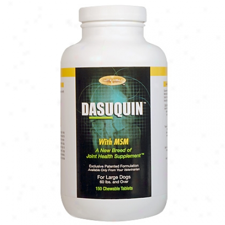 Dasuquin With Msm For Large Dogs Over 60lbs 150ct Bottle