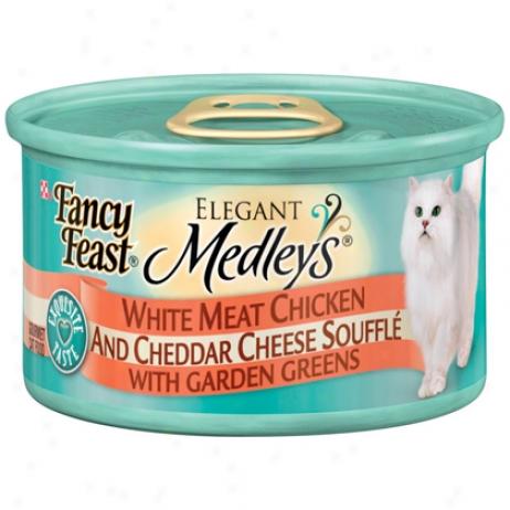 Elegant Medley Souffle