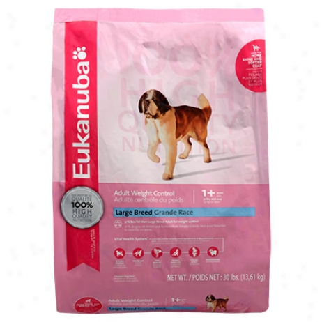 Eukanuba Dry Dgo Food Weight