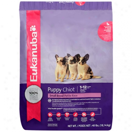 Eukanuba Puppy Dry Food