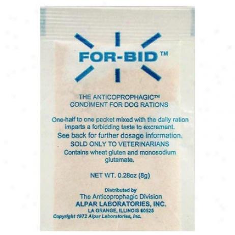 For-bid ( Twelve 8 Gram Packets In Resealable Bag)