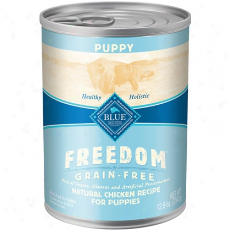 Freedom Canned Puppy
