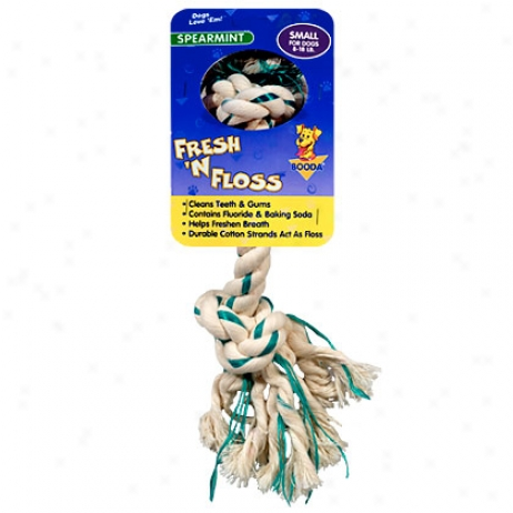 Fresh & Floss Rope Toy 9""