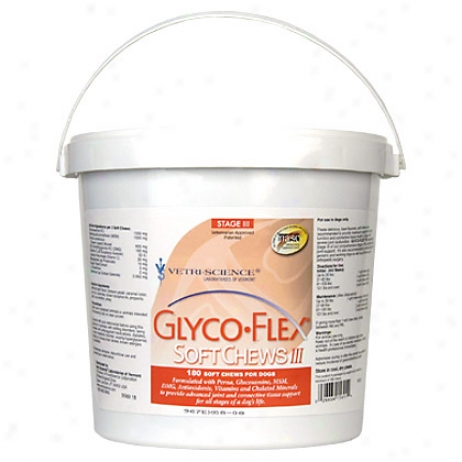 Glyco-flex Iii Soft Chews 180ct