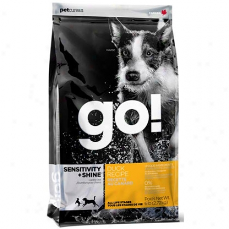Go! Dry Dog Food Duck