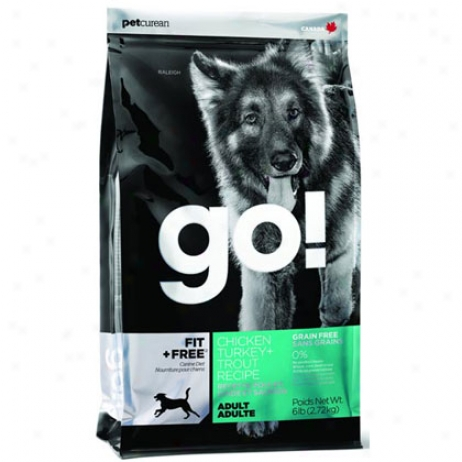 Go! Dry Dog Food Grain Free