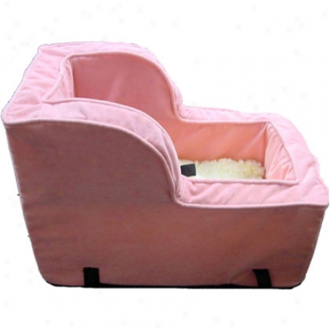 High-back Console Pet Car Seat