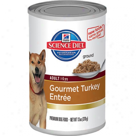 Hill's Science Diet Adult Canned Dog Food
