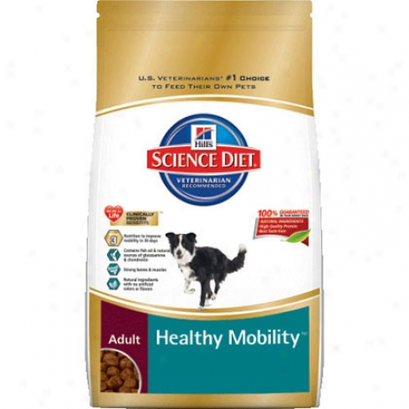 Hill's Science Diet Adult Healthy oMbility Dry Dog Food