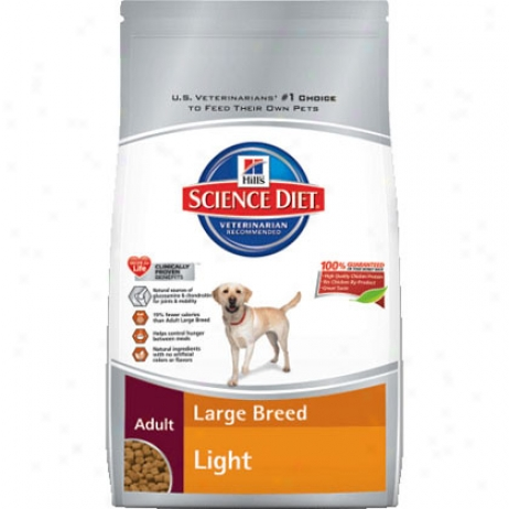 Hill's Science Diet Adult S~ Large Breed Dry Dog Food