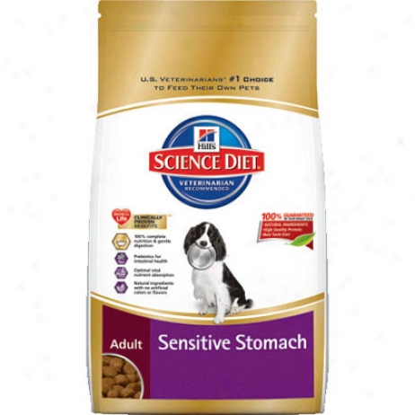 Hiil's Science Diet Adult Sensitive Stomach Dry Dog Food