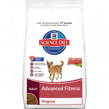 Hill's Science Assembly Advanced Fitness Adult Dog Food