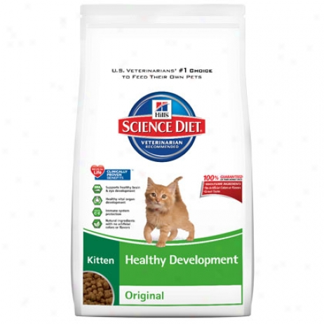 Hill's Knowledge Diet Healthy Development Dry Kitten Food
