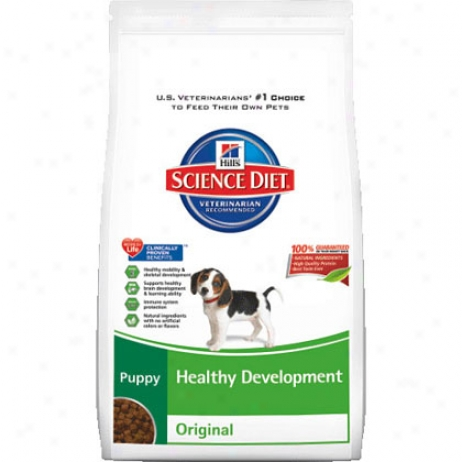 Hill's Science Diet Sound Development Original Dry Puppy Food