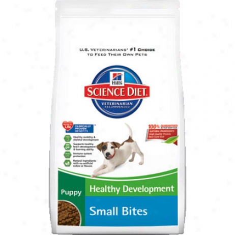Hill's Science Diet Healthy Development Small Bites Desiccate Puppy Food