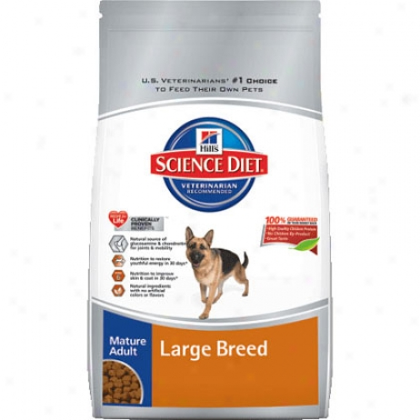 Hill's Science Diet Large Bfeed Maturs Adult Dog Foood