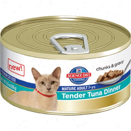 Hill's Science Diet Perfect Adult Tender Dinner Canned Cat Food