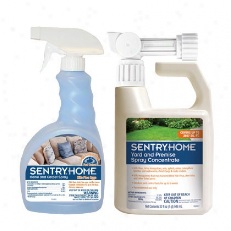 Home & Carpet Spray/yard Combo