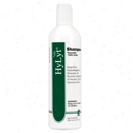 Hylyt Essential Fatty Acid Shampoo 12oz Bottle