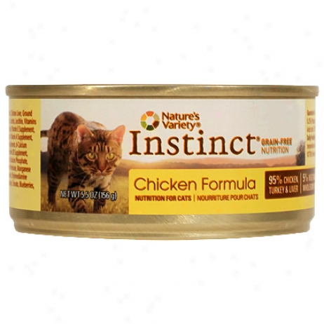 Instinct Canned Chicken Cat