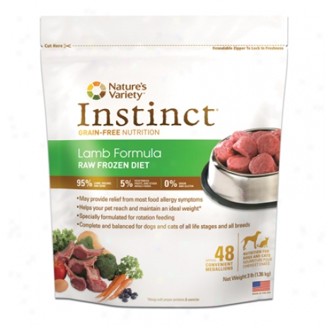 Instinct Raw Frozen Diets