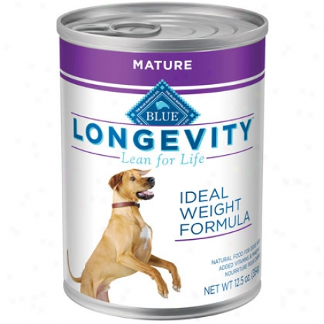 Longevity Mature Canned Dog