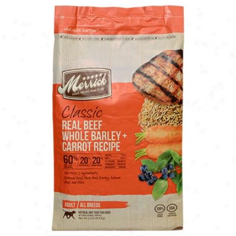 Merrick Beef Dry Dog Food