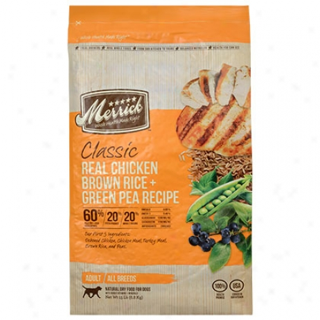 Merrick Chicken Dry Dog Food