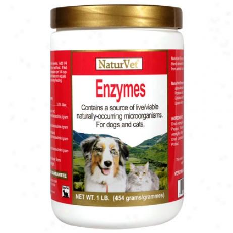 Naturvet Enzymes 16oz