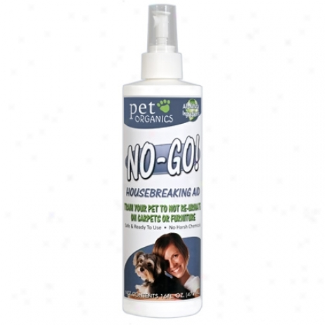 Pet Organics No-go! Housebreaking Ai d16 Oz