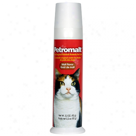 Petromalt Hairball Remedy Malt Flavor Pump 92gm