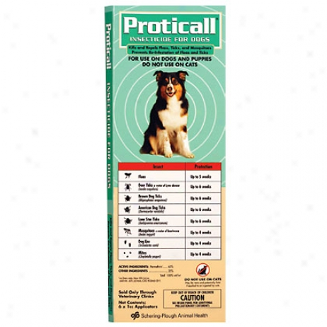 Proticall Insecticide For Dogs