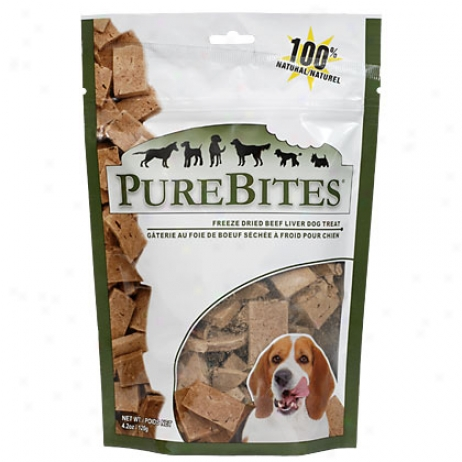 Purebites Beef Liver Treats