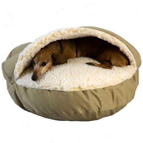 Snoozer Orthopedic Cozy Cave Pet Bed
