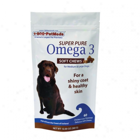 Super Pure Omega 3 Skft Chews