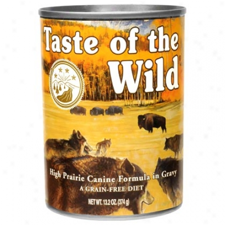 Taste Of The Wild Can Dog Food