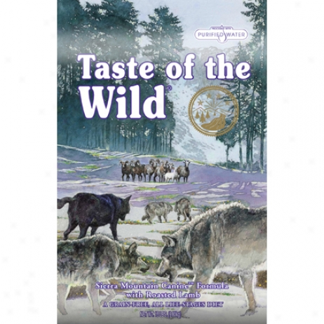 Taste Of The Wild Sierra Mtn