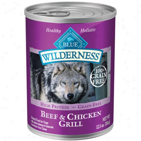 Wilderness Canned Dot