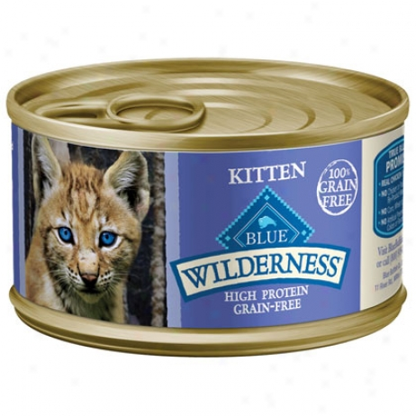 Wilderness Canned Kitten
