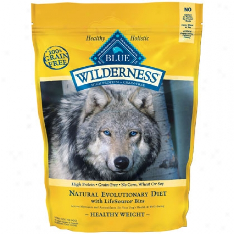 Wilderness Healthy Weight Dry