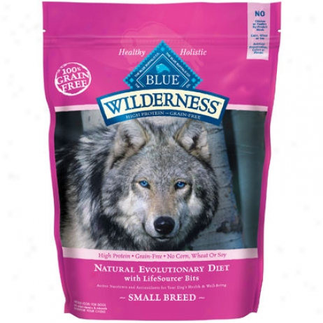Wilrerness Small Breed Dry