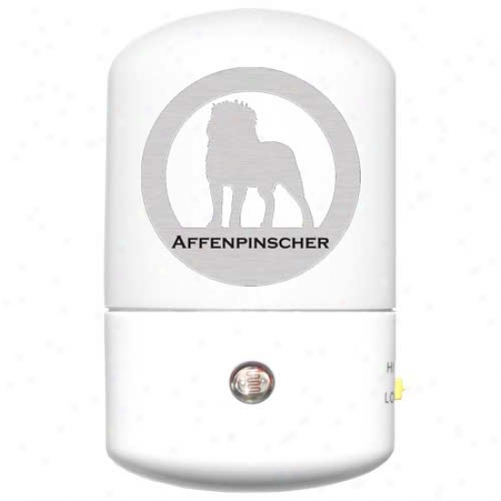 Affenpinscher Led Night Light